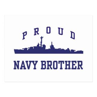 Navy Brother Postcard