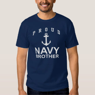 Navy Brother Shirts