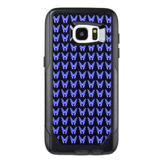 NAVY-Butterflies_Samsung_Apple-iPhone Cases