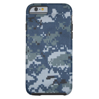 Navy Camouflage iPhone 6 case