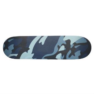 Navy Camouflage Skate Boards