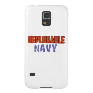 NAVY DESIGN CASE FOR GALAXY S5