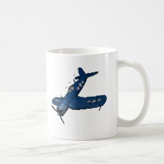 NAVY f4u corsair diving Coffee Mug