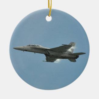 Navy FA-18 Super Hornet Ornament
