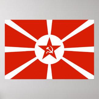 Navy Flag 1923 Poster