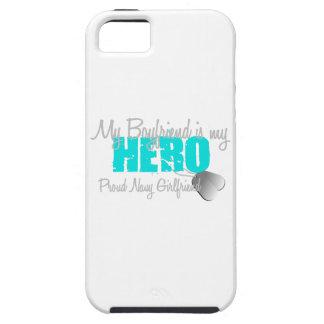 Navy Girlfriend Hero iPhone 5 Covers