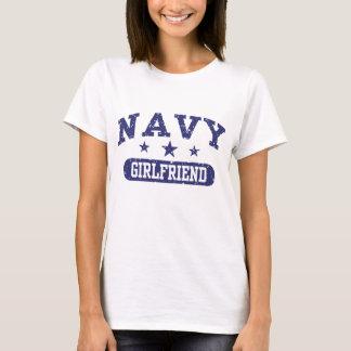 Navy Girlfriend T-Shirt
