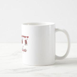 Navy Grandpa Flag Coffee Mug