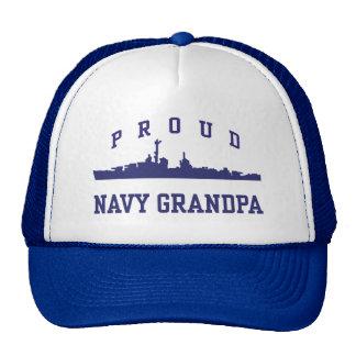 Navy Grandpa Hat