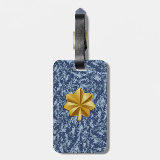 Navy Lieutenant Commander Luggage Tag