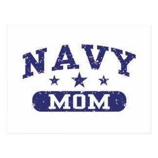 Navy Mom Postcard