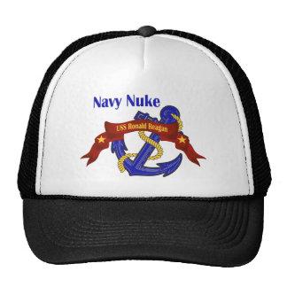 Navy Nuke ~ Reagan Trucker Hat