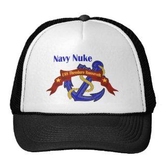 Navy Nuke ~ USS Theodore Roosevelt Trucker Hat