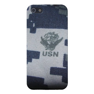 Navy NWU Iphone Case Case For The iPhone 5