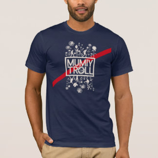 Navy Paradise Ahead T-Shirt