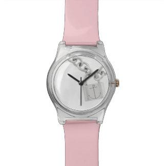 Navy Patlock Watch