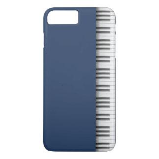 Navy piano iPhone 8 plus/7 plus case