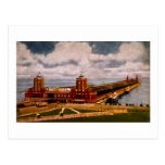 Navy Pier, Chicago, Illinois (ca.1916-1930) Postcard