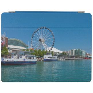 Navy Pier iPad Cover