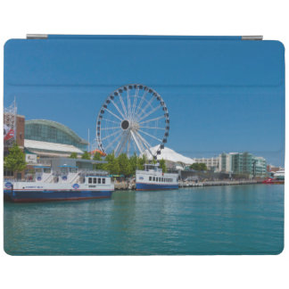 Navy Pier iPad Smart Cover
