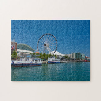 Navy Pier Jigsaw Puzzle