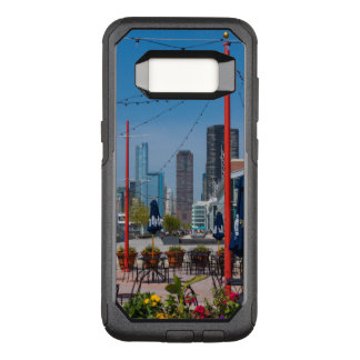 Navy Pier Lines OtterBox Commuter Samsung Galaxy S8 Case