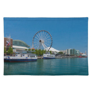 Navy Pier Placemat