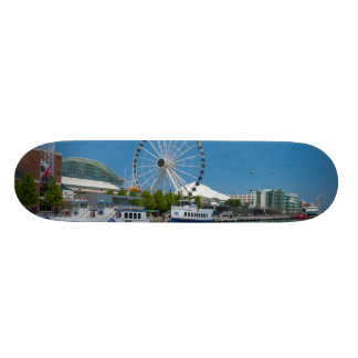 Navy Pier Skate Board Decks