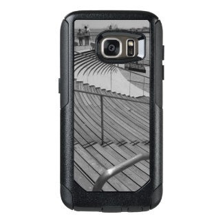 Navy Pier Stairs Grayscale OtterBox Samsung Galaxy S7 Case