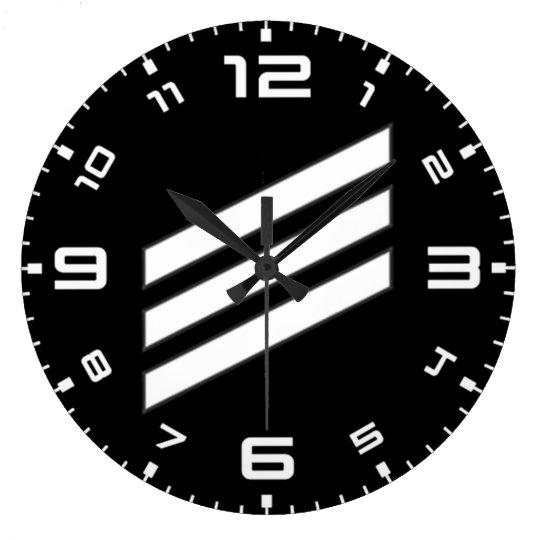 Navy Rank E-3 Seaman Wall Clocks