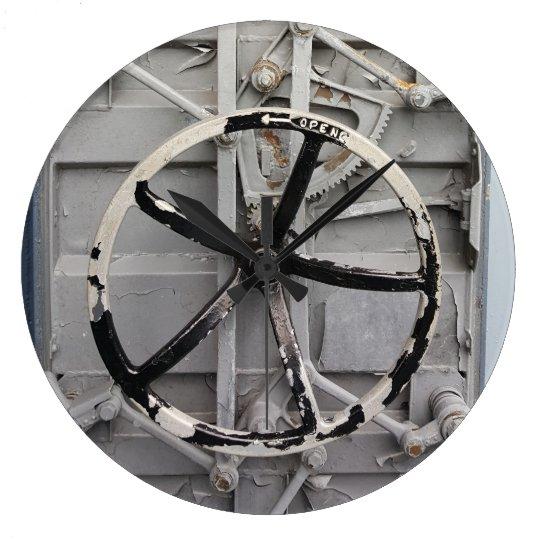 Navy Ship clock
