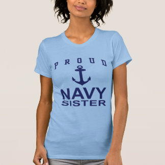 Navy Sister Tee Shirt