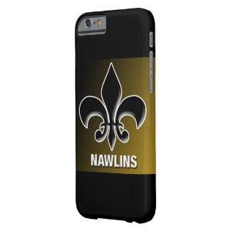 Nawlins iPhone Case