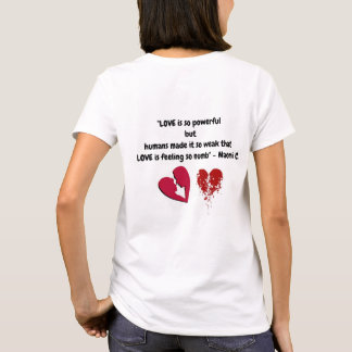 Nay's Quote Basic T-shirt