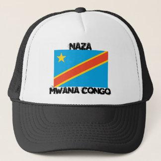 NAZA MWANA CONGO TRUCKER HAT