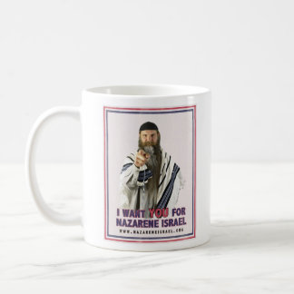 Nazarene Israel  Uncle Norman Mug
