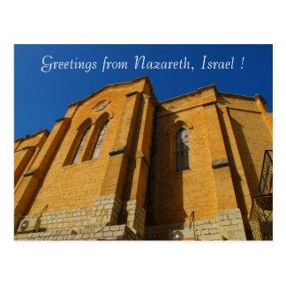 Nazareth Israel Postcard