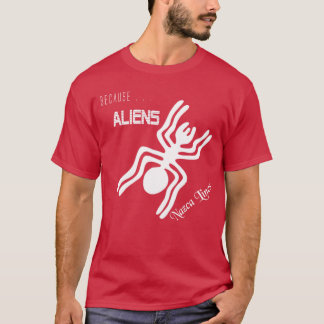 Nazca Lines T-Shirt