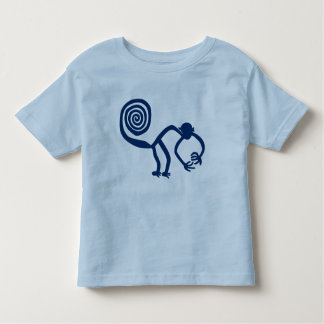 Nazca Monkey Toddler T-shirt