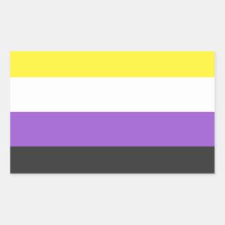 nb flag sticker
