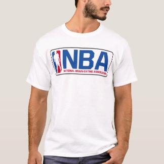 NBA National Brain-Eating Association T T-Shirt