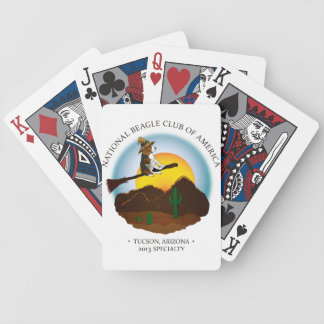 NBC playing cards