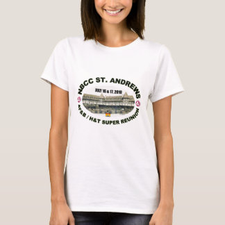 NBCC ST. ANDREWS AF&B / H&T SUPER REUNION SPAG. T-Shirt