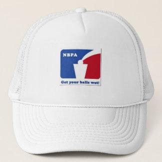 NBPA TRUCKER HAT