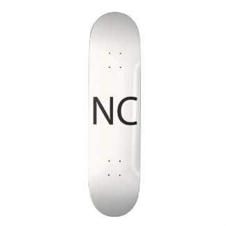 NC CUSTOM SKATEBOARD