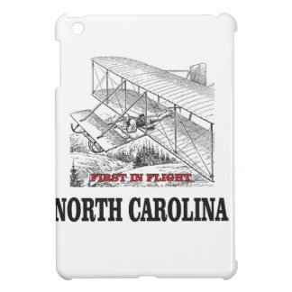 NC first in flight iPad Mini Cover