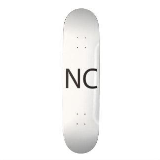 NC SKATEBOARD DECKS