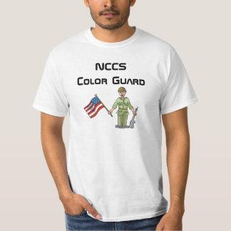 NCCS Color Guard T-Shirt