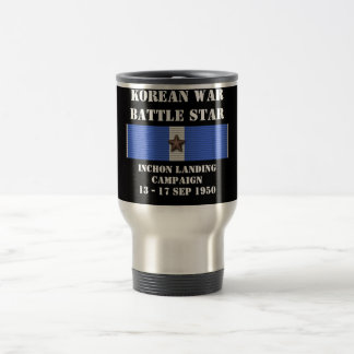 nchon Landing Campaign Stainless Steel Travel Mug