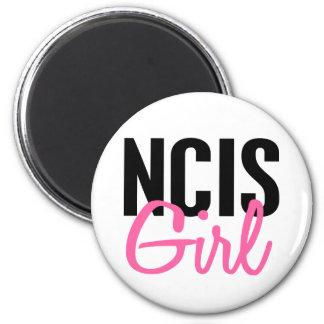 NCIS Girl 4 Magnet